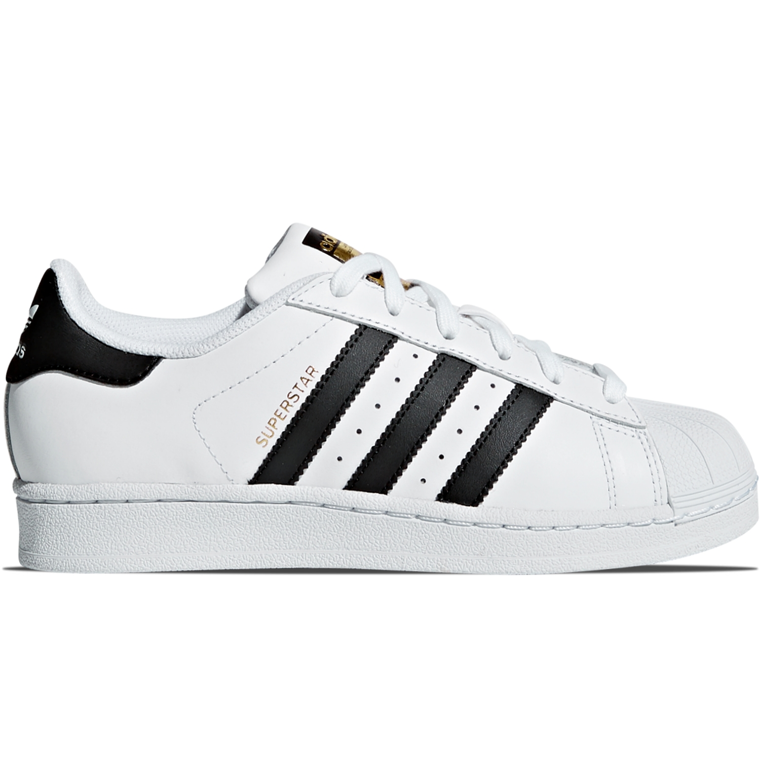 cc0ad86c66849 BUTY JUNIOR LIFESTYLE ADIDAS SUPERSTAR BIAŁE C77154 | Sneakershop.pl