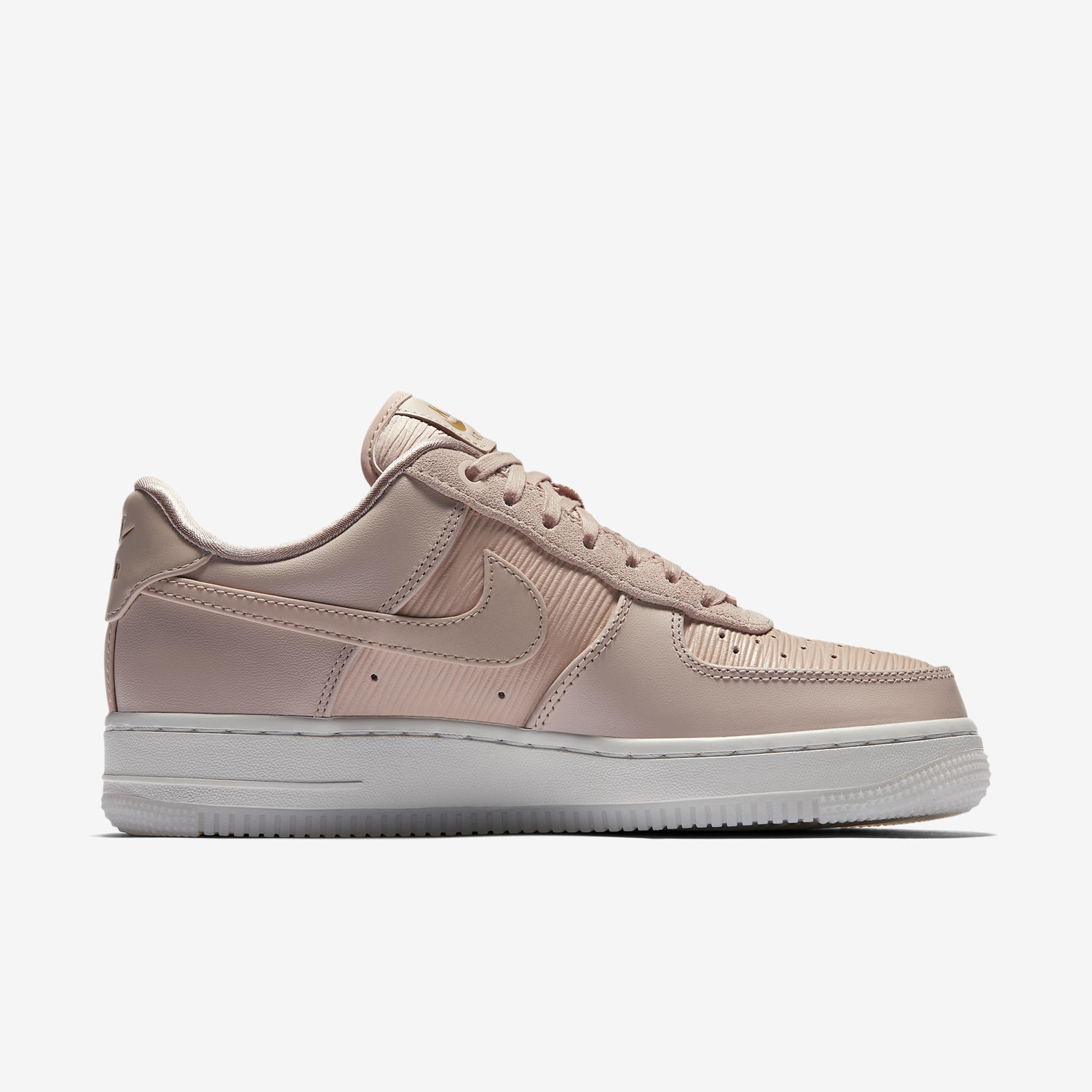 new style f1d0c 9ade9 Buty damskie Nike Air Force 1 07 Lux Particle Beige 898889 201 ...