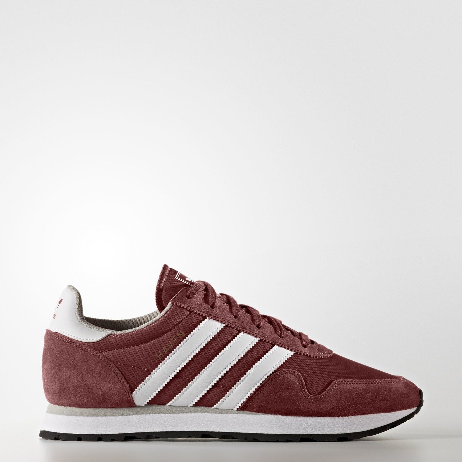 new style 033d1 ca5c0 ... Buty męskie adidas Haven Mystery Red BB1281 ...