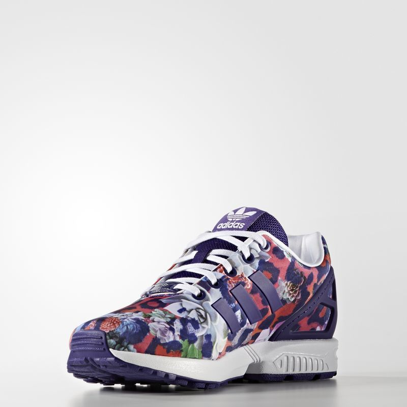 adidas ZX Flux Floral S76286