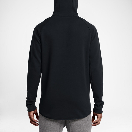 BLUZA MĘSKA NIKE TECH FLEECE WINDRUNNER 805144-010