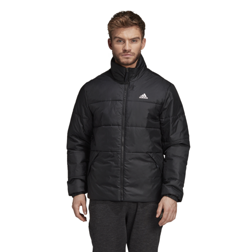 KURTKA MĘSKA ADIDAS BSC 3-STRIPES INSULATED JACKET CZARNA DZ1396